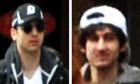 Tamerlan and Dzokhar Tsarnaev