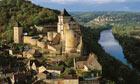 Chateau de Castelnaud and Dordogne River