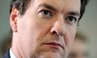 George Osborne will be feeling the pressure after Fitch downgraded the UK's credit rating