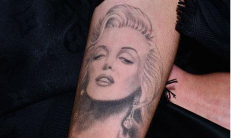 The pop tattoo makes its mark