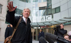 Tony Hall BBC television radio licence fee funding