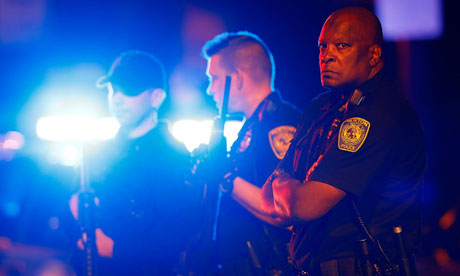 Shootings In Franklin Street, Watertown Draw Massive Police Response