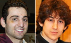Boston bombing suspects