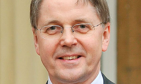Sir Jeremy Heywood, the cabinet secretary