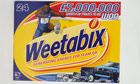 Weetabix supplies hit by dismal harvest