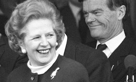 Margaret Thatcher S Biography Is Out Welcome To