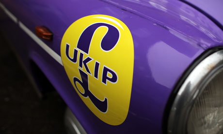 Ukip party logo