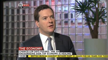 George Osborne, April 25th