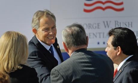 Tony Blair!