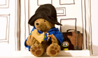Paddington swaps marmalade for Marmite