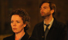 Olivia Colman and David Tennant in Broadchurch