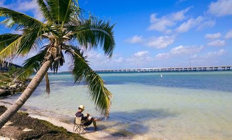 Bahia Honda State Park, Florida,