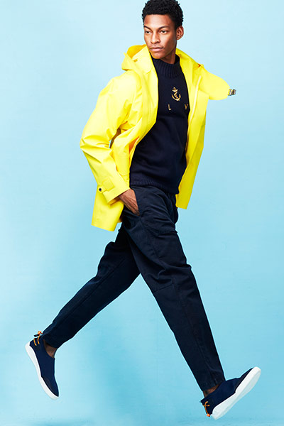 Men's nautical: key fashion trends of the season – in ...