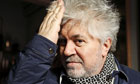 Pedro Almodovar promoting his new film 'The Fleeting Lovers', Madrid, Spain - 18 Feb 2013