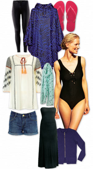 Lauren laverne on fashion holiday packing fashion the guardian