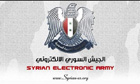 The Syrian Electronic Army.