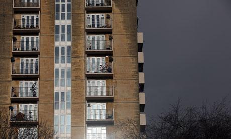 Housing block in Bath