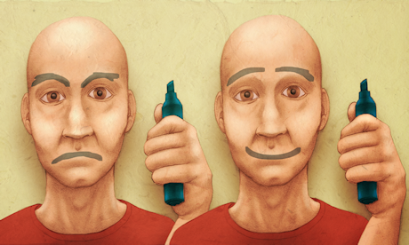 emotionally ambiguous faces can be used to reduce aggression