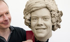 Harry Styles at Madame Tussauds