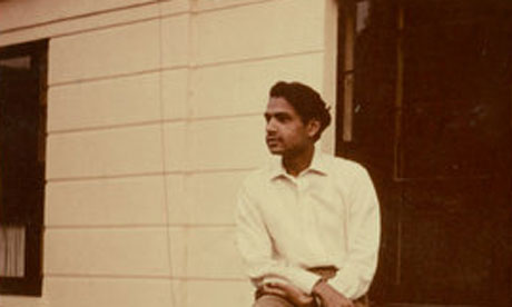 Naeem Malik as a student in the 1950s in London, whose cosmopolitanism he loved