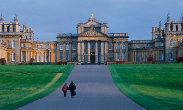 Great british class survey finds seven social classes in for Blenheim builders