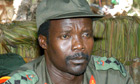 Joseph Kony in a 2006 file photo