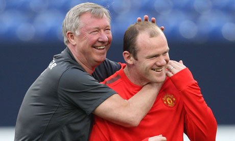 Sir Alex Ferguson: Wayne Rooney long-term future Manchester United