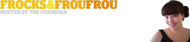 Frocks & Frou Frou banner