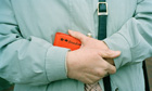 pensioner with bus pass