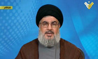 Hezbollah is helping Assad fight Syria uprising, says Hassan Nasrallah
