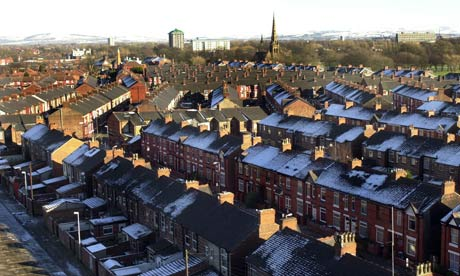 Moss Side in Manchester