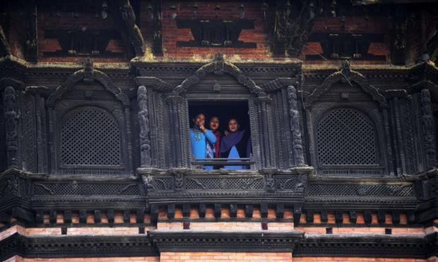 UNESCO World Heritage site Kathmandu