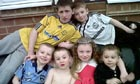 The six children of Mick Philpott who died in the Derby house fire
