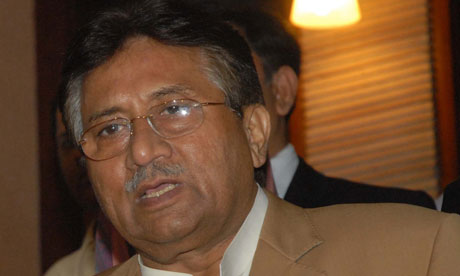 Pervez Musharraf approved to run in Pakistan election | World news ...