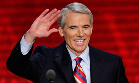 Ohio senator Rob Portman, one of the Republican senators to recently support gay marriage