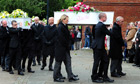 Funeral of Philpott children