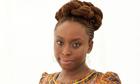 Chimamanda Ngozi Adichie, Hay festival 2012