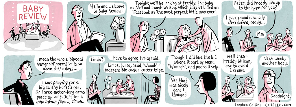 Stephen Collins cartoon 13 April 2013