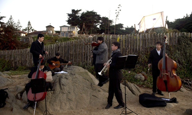 exhumation of the remains of the poet Pablo Neruda