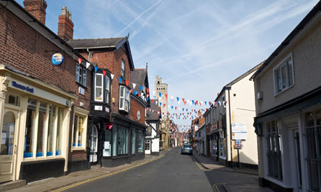King Street, Knutsford