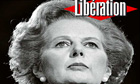 Thatcher International newspaper front pages