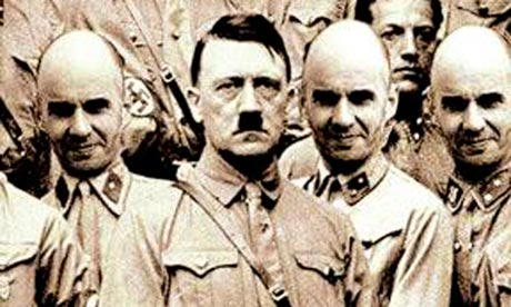 Richard Delingpole's doctored Hitler photo