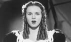 Deanna Durbin in It's a Date, 1940