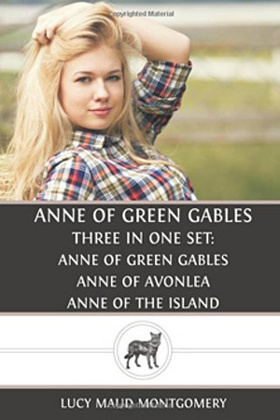 Amazon CreateSpace's cover for Anne of Green Gables