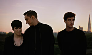 Music journalism with The XX masterclass