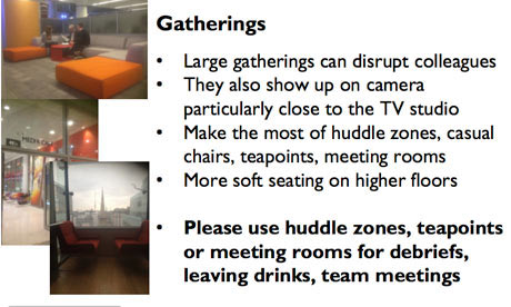 BBC gatherings