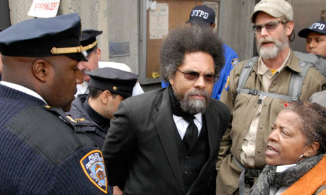 Cornel West arrested in Harlem