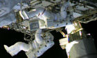 International Space Station leak being fixed