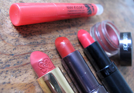 Facegoop's favourite long lasting lipsticks
