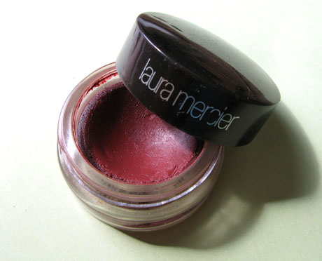 Pot of Laura Mercier Lip Stain in Mulberry